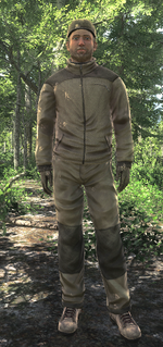 Hunting Outfit 09