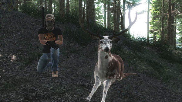 W1nchester96 piebald blacktail 194