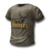 Basic tshirt thehunter 01