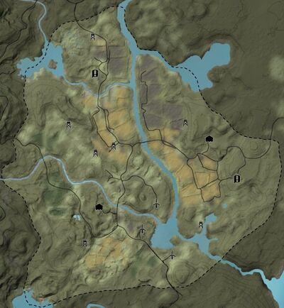 HF Map