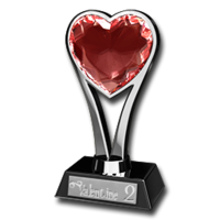 Valentine competition 2016 silver
