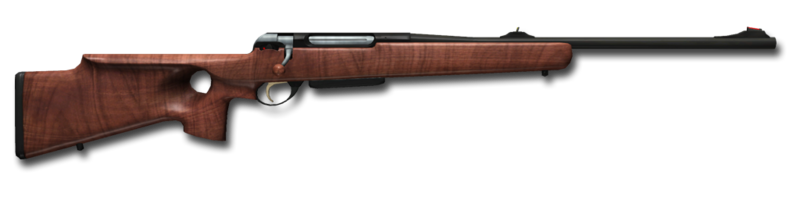 Bolt action rifle anschutz 308 1024