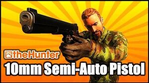 TheHunter ★ 10mm Semi-Auto Pistol