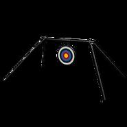 Deployable target field