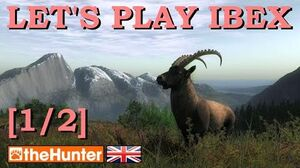 TheHunter Let's Play IBEX - First Impressions 1 2