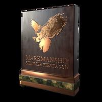 Summerfiesta marksmanship bronze