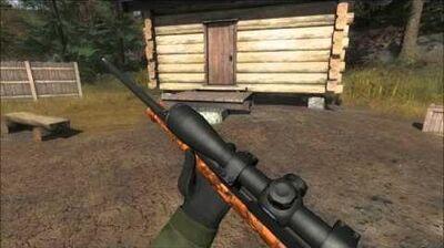 TheHunter 8x57 IS Anschütz 1780 D FL Bolt Action Rifle