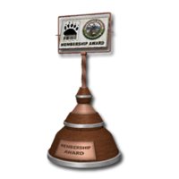 Trophy mem bronze