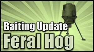 TheHunter ★ New Baiting ★ FERAL HOGS - Comparison to the Golden Days of Baiting