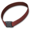 Dog collar red