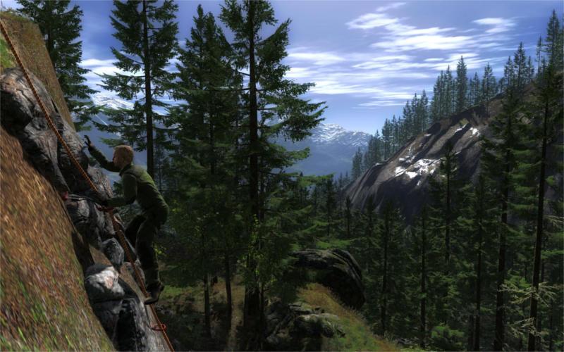 Val de bois climbing