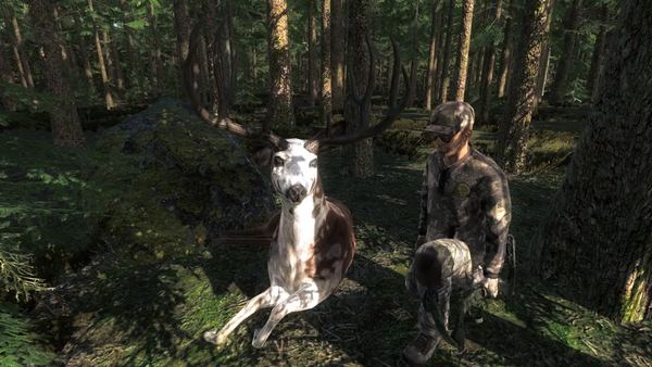 DYEUZ piebald blacktail 194