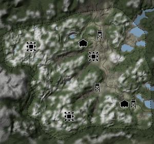 Hemmeldal Map