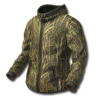Basic jacket camo swamp 256