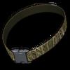 Dog collar swamp camo