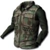 Army jacket 256