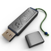 Electronic caller usb wolf