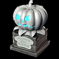 Halloween 2014 silver
