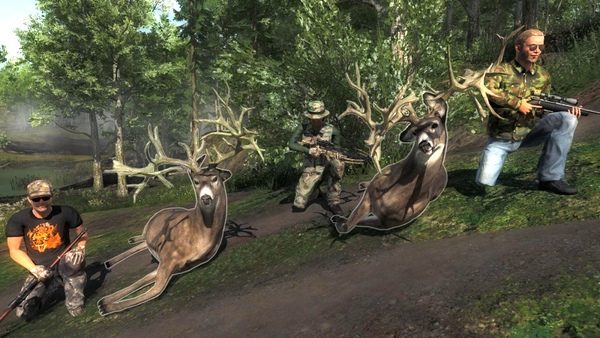 Kevin2106 two non-typ whitetails