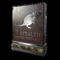 Summerfiesta stealth silver