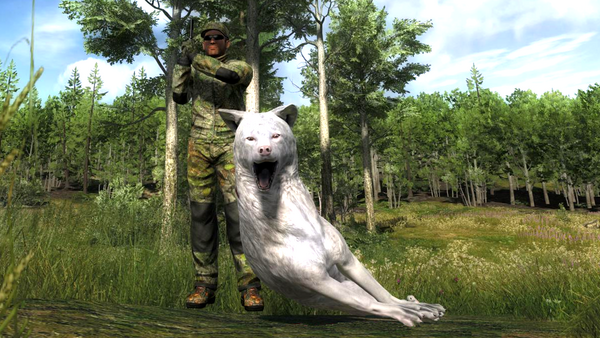 ShawnJohns albino coyote 58