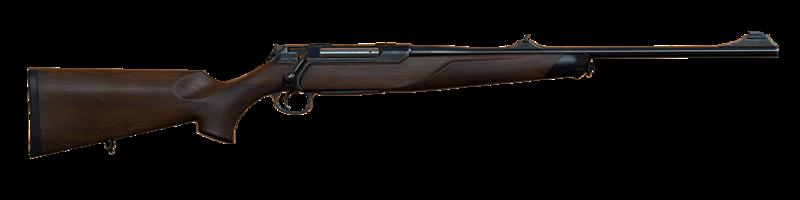 Bolt action rifle 7x64