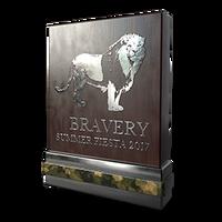 Summerfiesta bravery silver