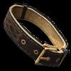 Coonhound founder collar