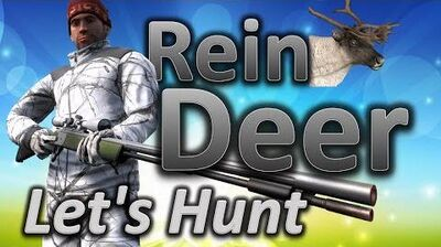 TheHunter Let's Hunt REINDEER