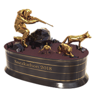 Grand sneakathon 2018 gold