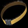 Dog collar yellow