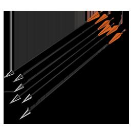 Arrows compound standard orange 256