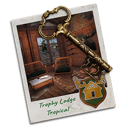 Trophy lodge store pic tropical