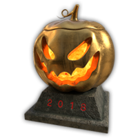 Halloween 2018 comp gold