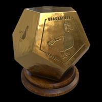 Quackathon gold