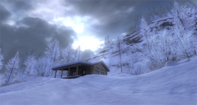 Wr lodge south