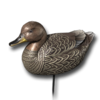 Decoy gadwall female