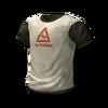 Casual tshirt elchjager