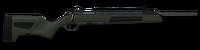 7mm-08 Scout Bolt Action Rifle