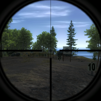 2-10x42 rifle scope 1