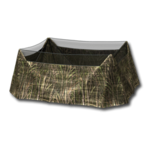 Large equipment waterfowl blind 256