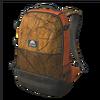 Backpack blazingorange