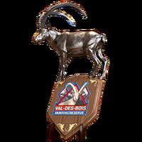 Field trophy vdb silver