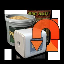 Bait site refill