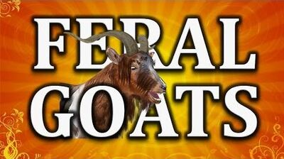 TheHunter FERAL GOATS First Hunt