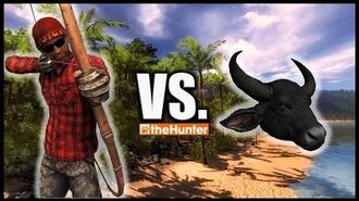 TheHunter - Bows vs. Water Buffalo