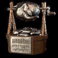 Midsummer 2018 appetizers silver
