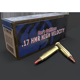 Cartridges 17 hmr hv