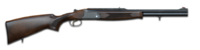 30r break action rifle
