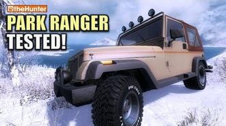 Park Ranger Tested! - theHunter Hunting Game